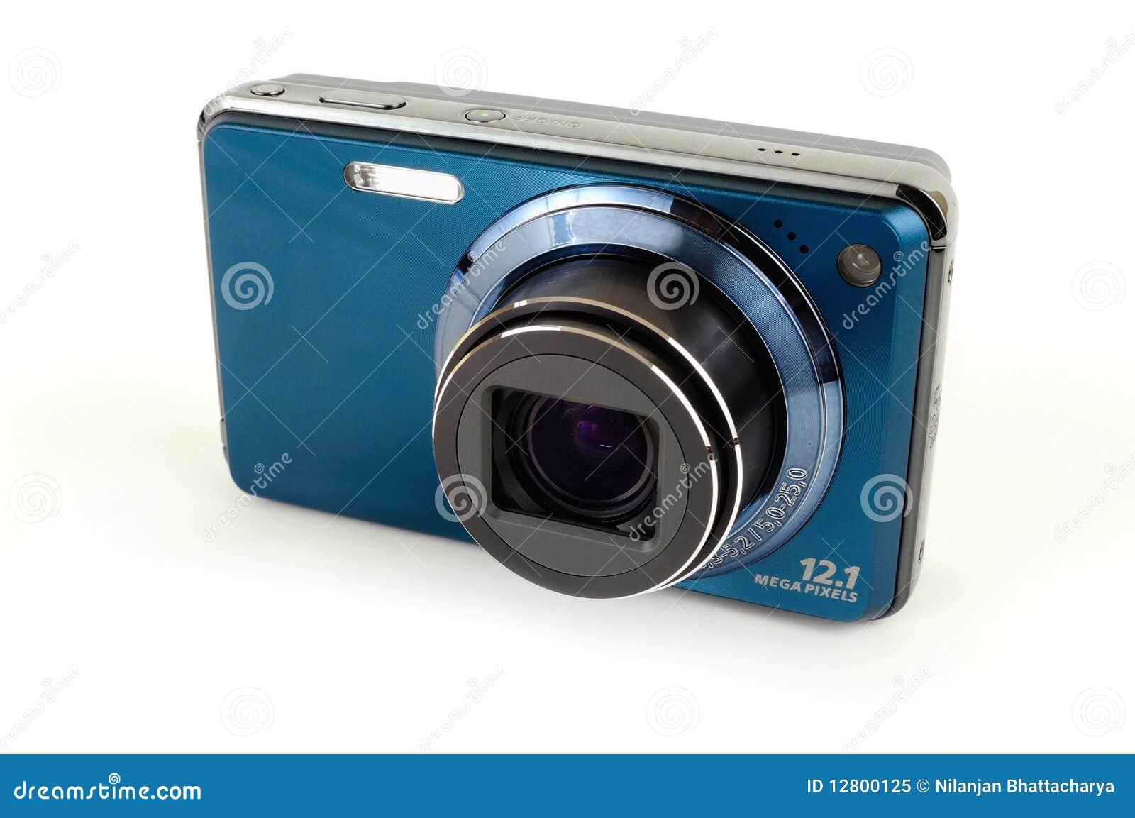 Câmera compacta moderna