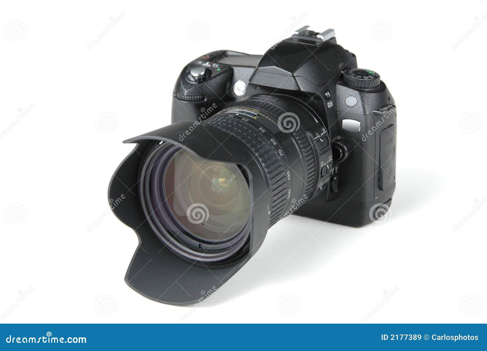 Câmera da foto de Digitas