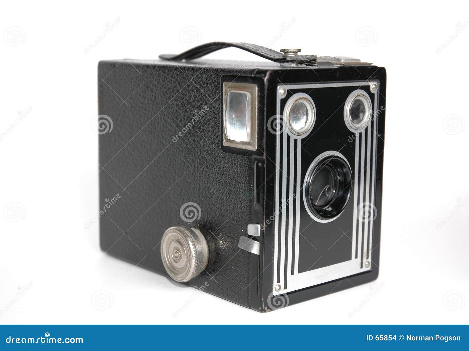 Câmera de caixa