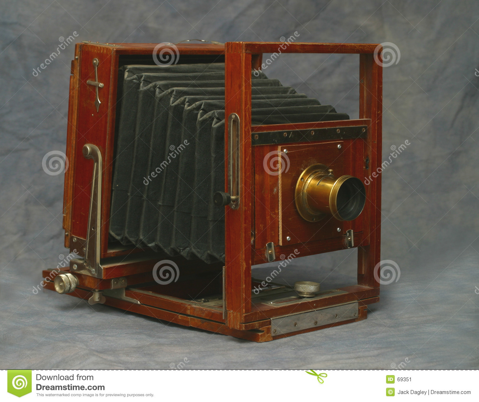 Câmera de vista