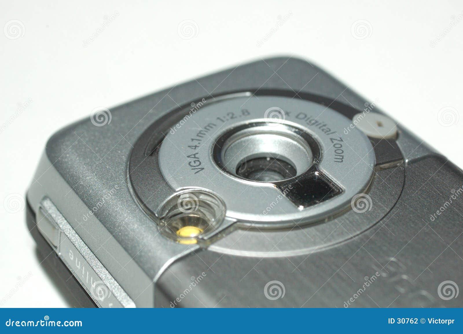 Câmera do telefone de pilha