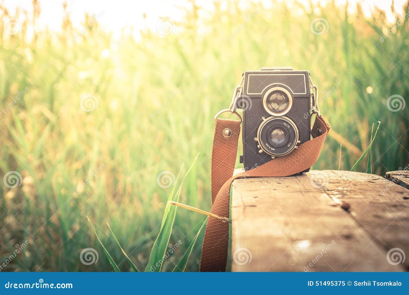 Câmera velha