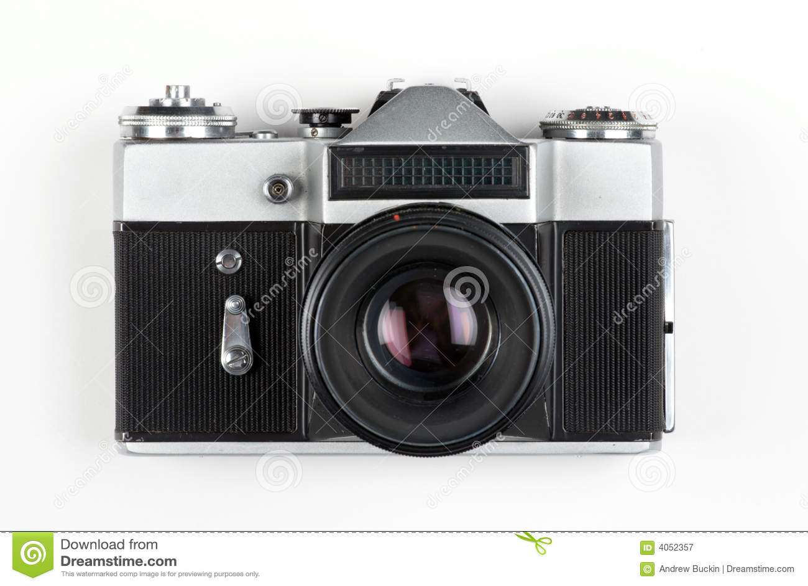 Câmera velha de 35mm
