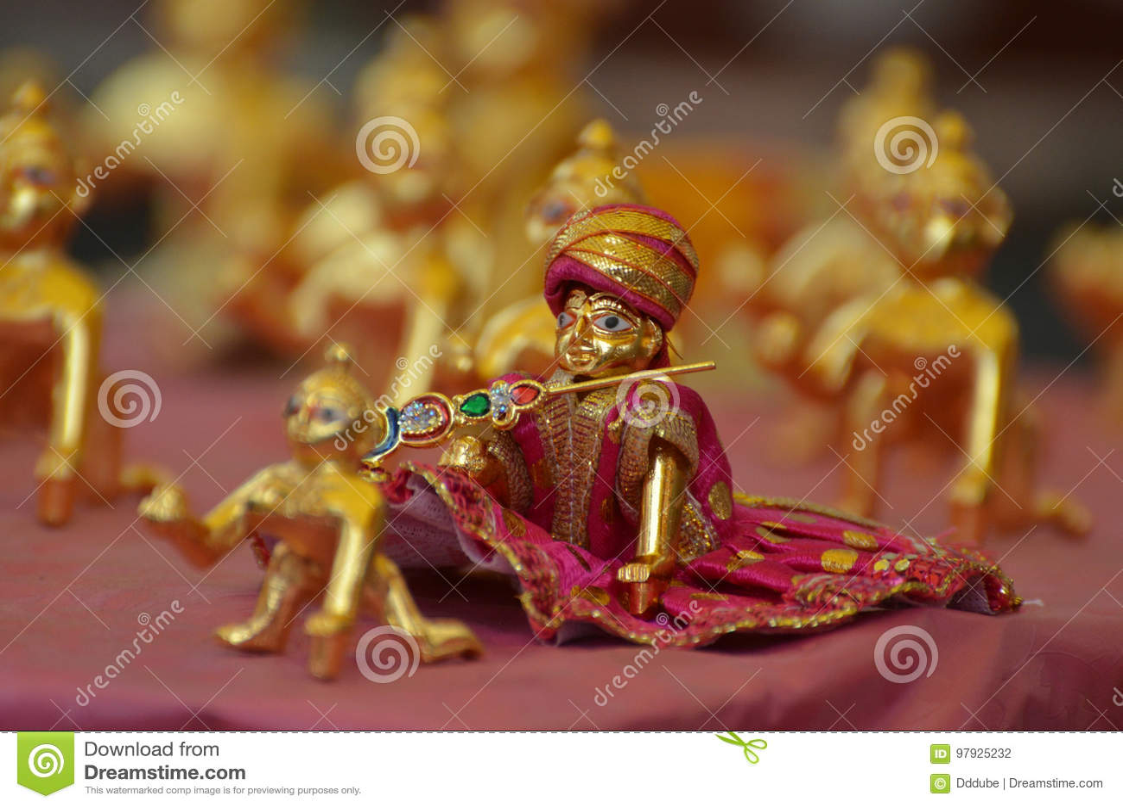 Célébration JANMASHTAMI de Lord Krishna