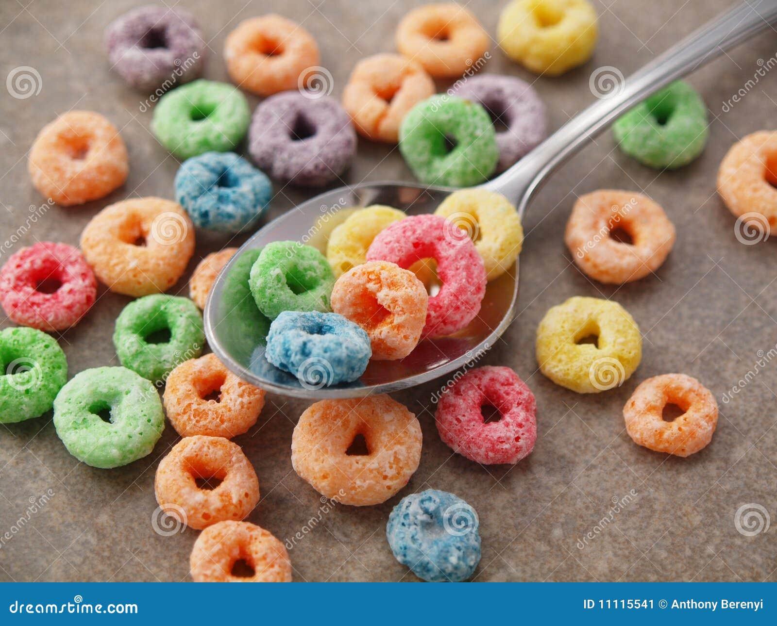 c r ale ronde de sucre de fruit sur la cuill re image stock image 11115541. Black Bedroom Furniture Sets. Home Design Ideas