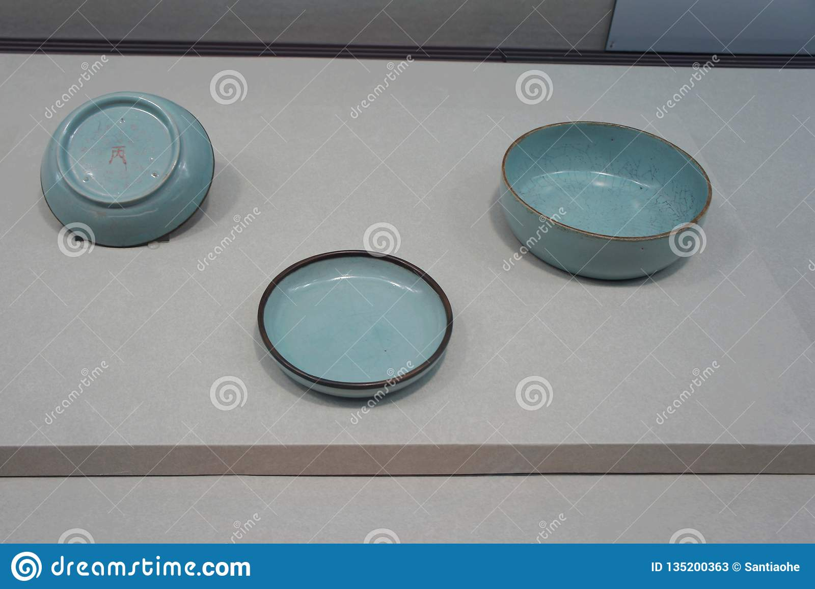 Céramique de RU au musée de palais