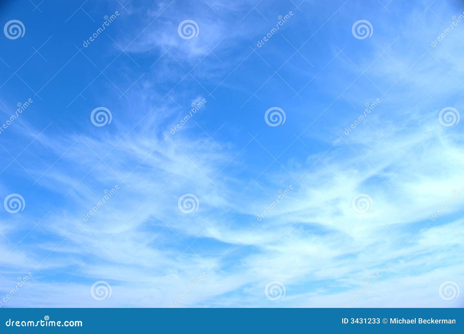 Céu azul 585