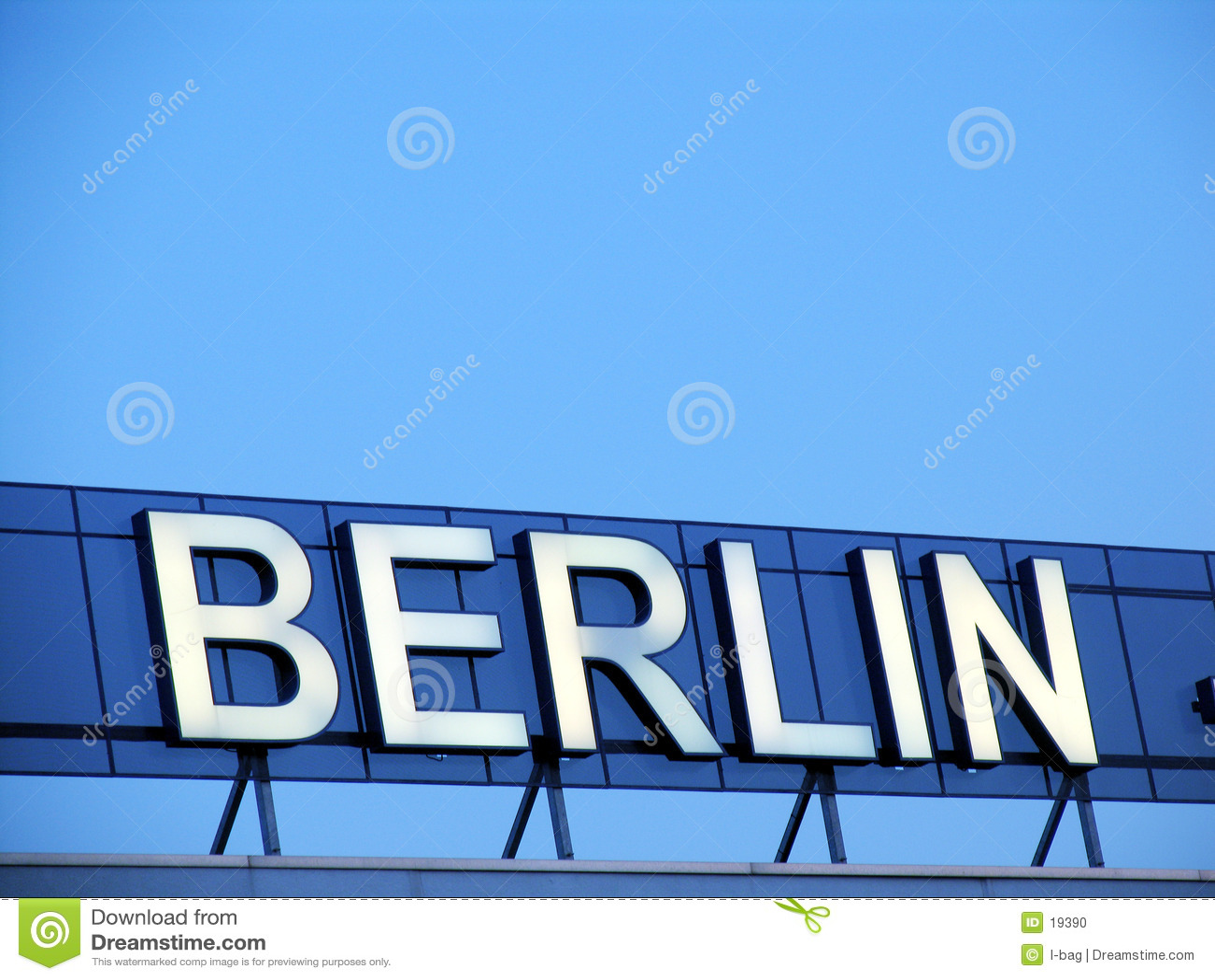 Céu sobre Berlim
