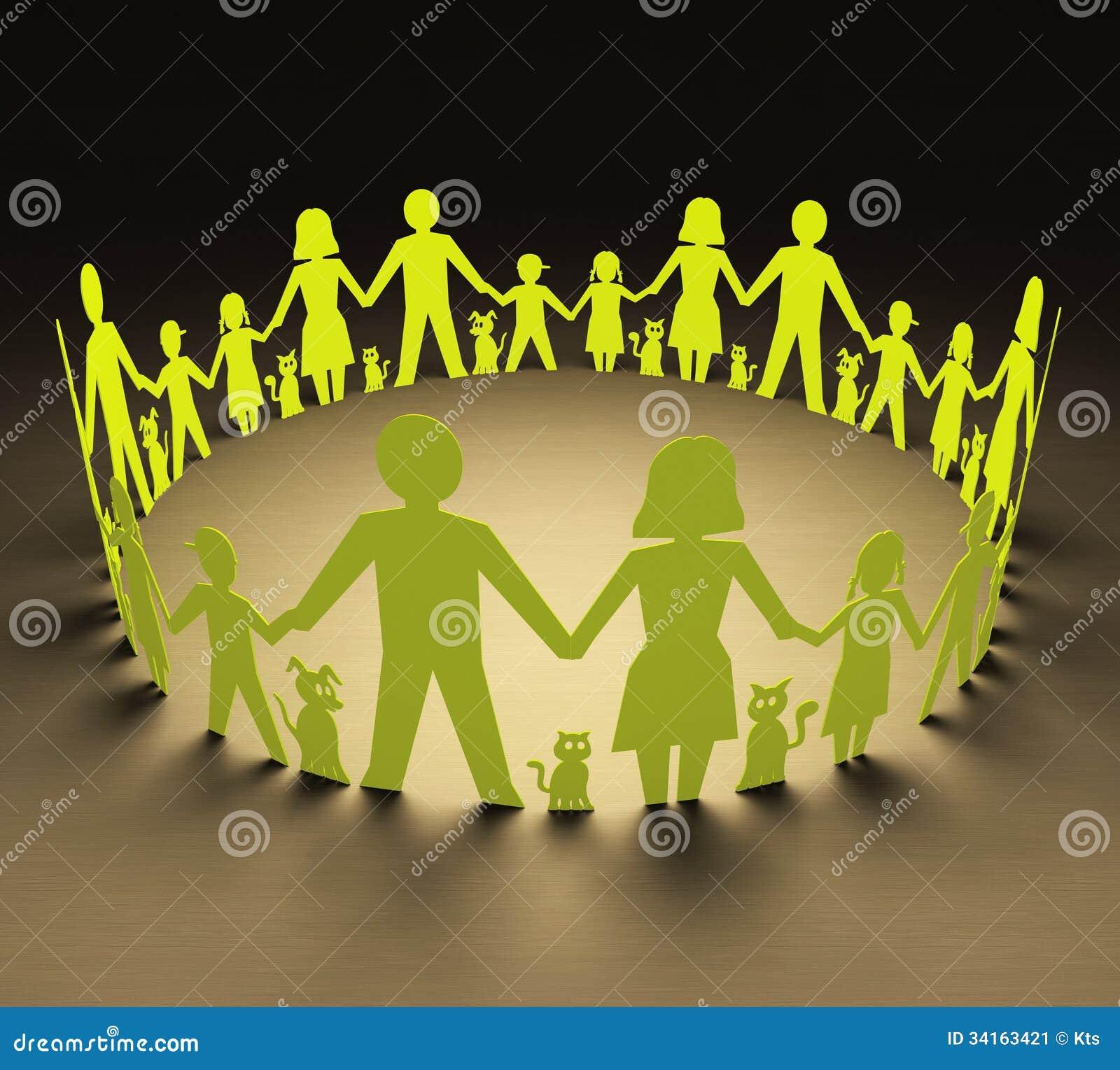 Círculo de famílias