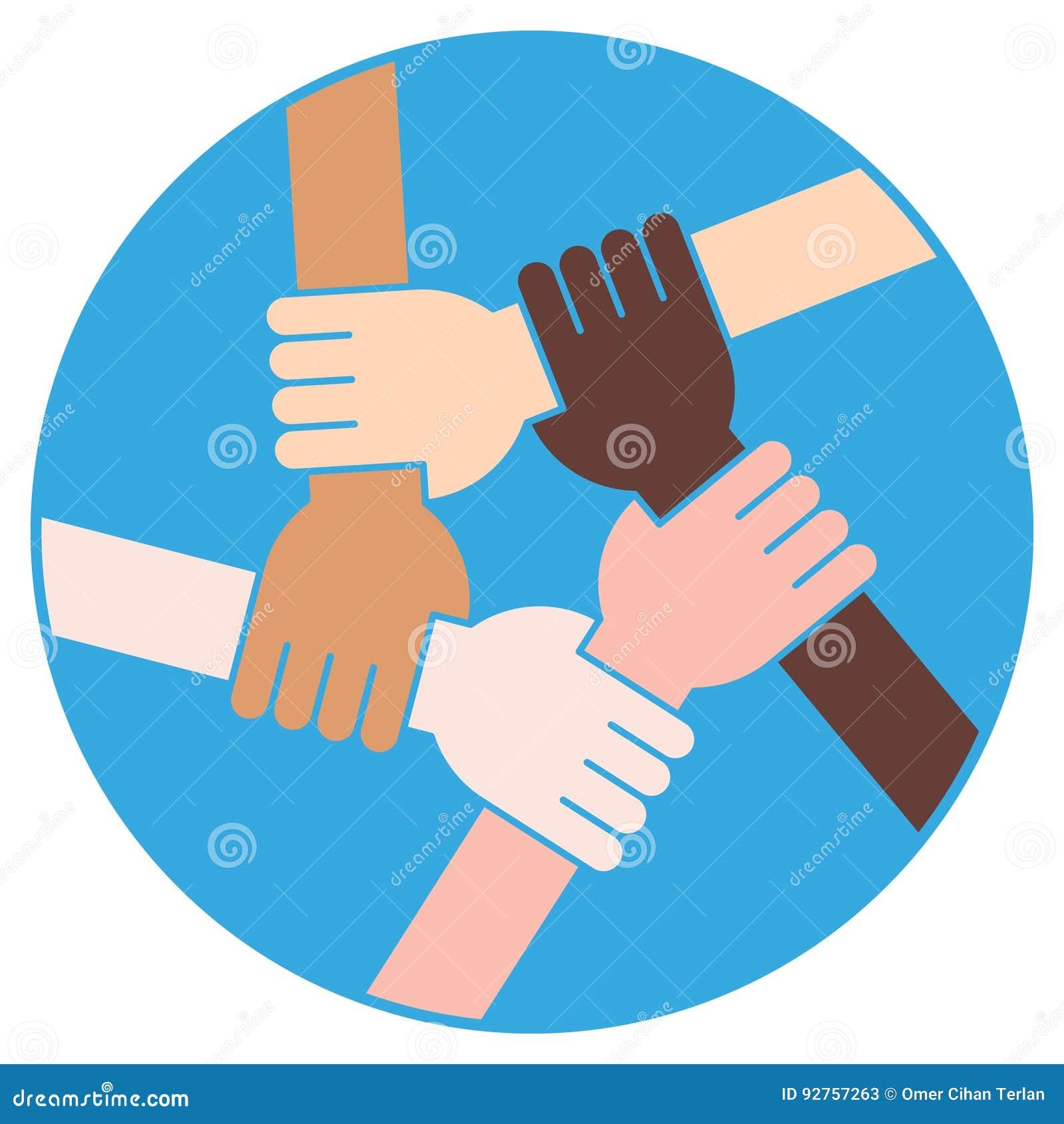 Círculo De La Amistad Para La Solidaridad Y El Trabajo En Equipo ...