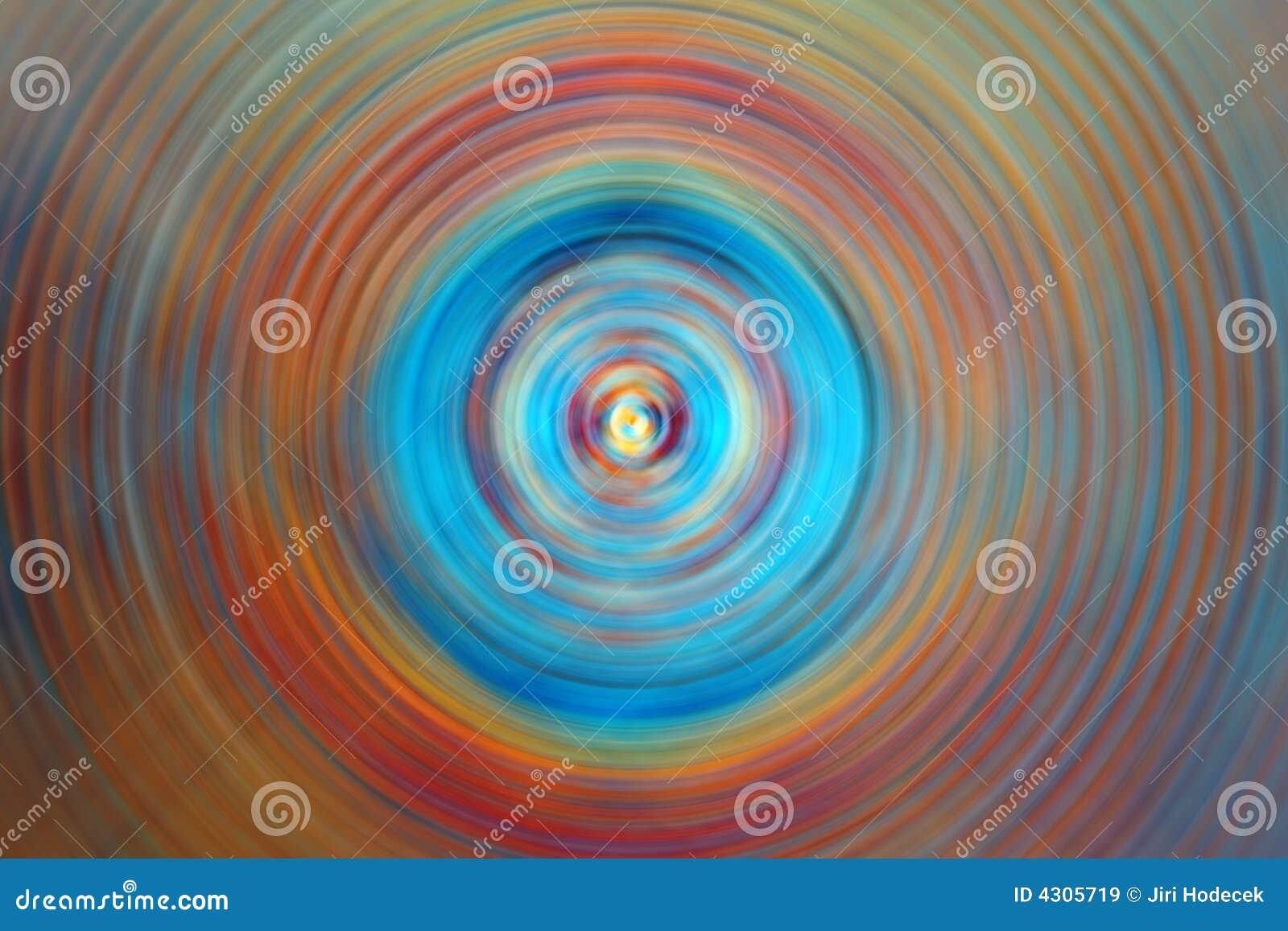 Círculos coloreados