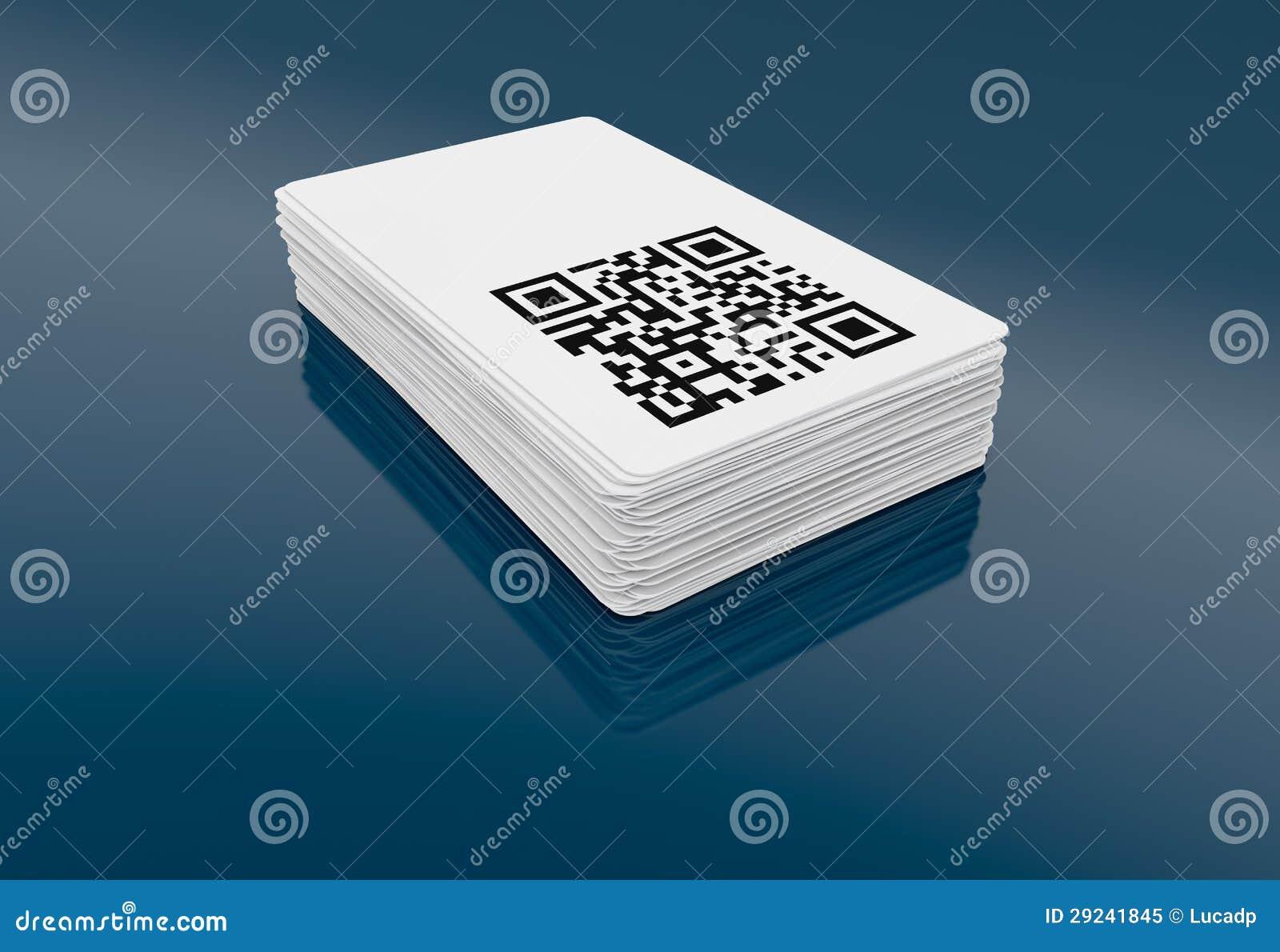 Download Código de Qr ilustração stock. Ilustração de pattern - 29241845
