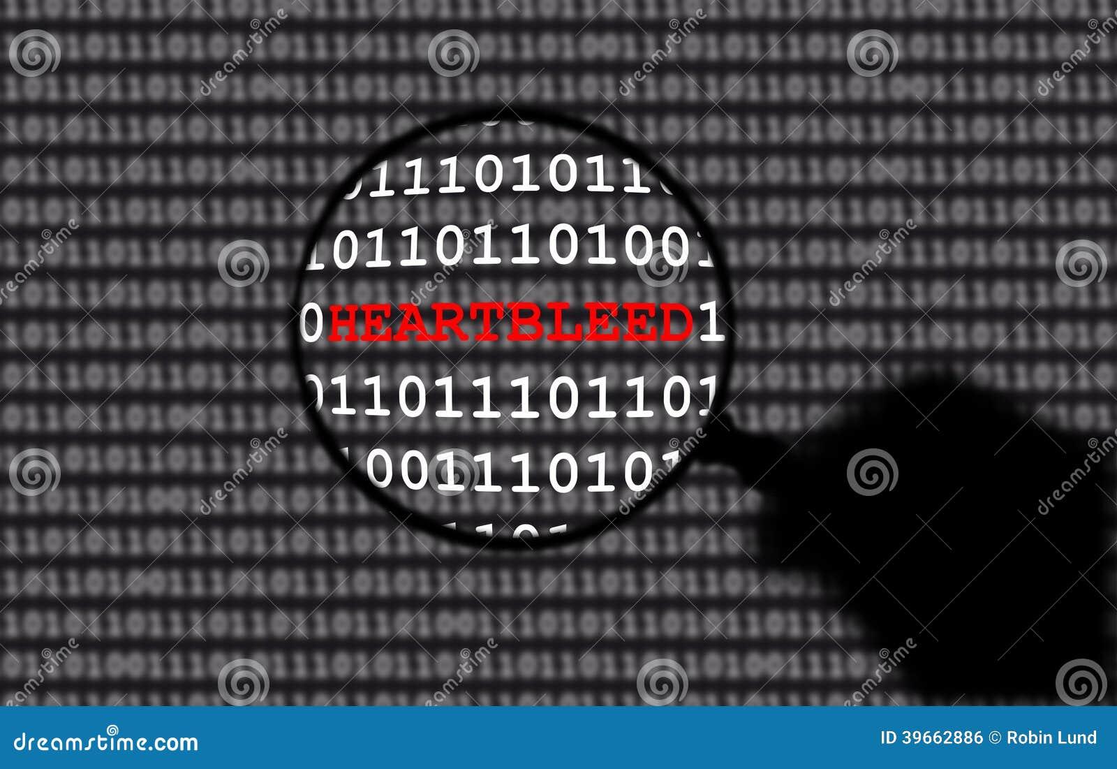Código heartbleed ocultado