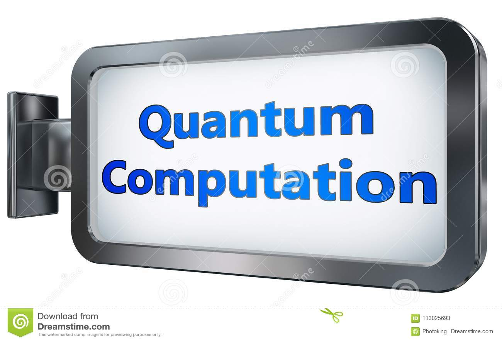 Cómputo de Quantum en fondo de la cartelera