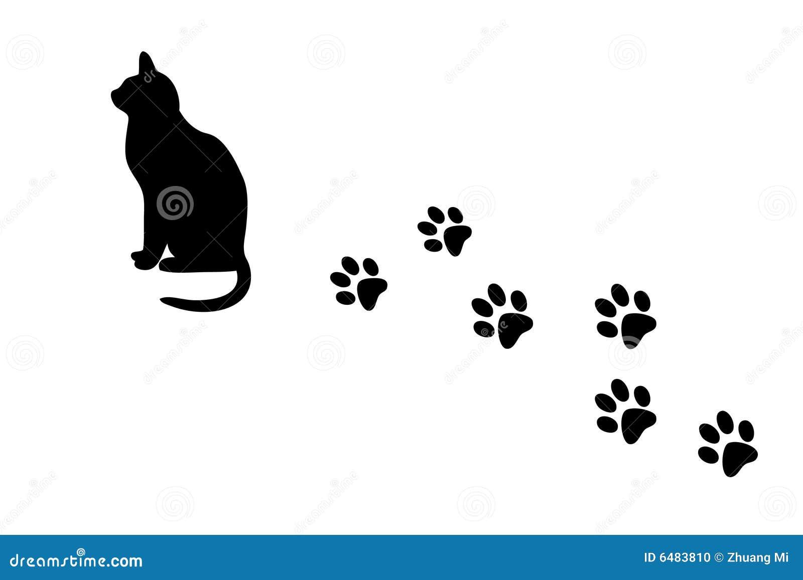 Cópias do gato e da pata
