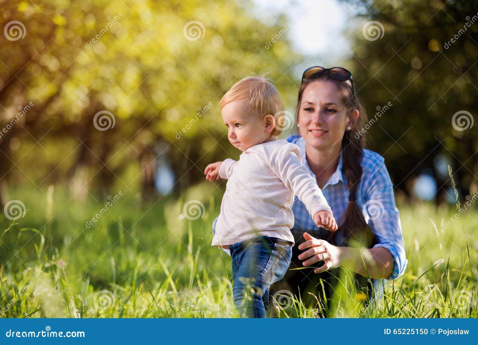 Córka szczęśliwa jej matka