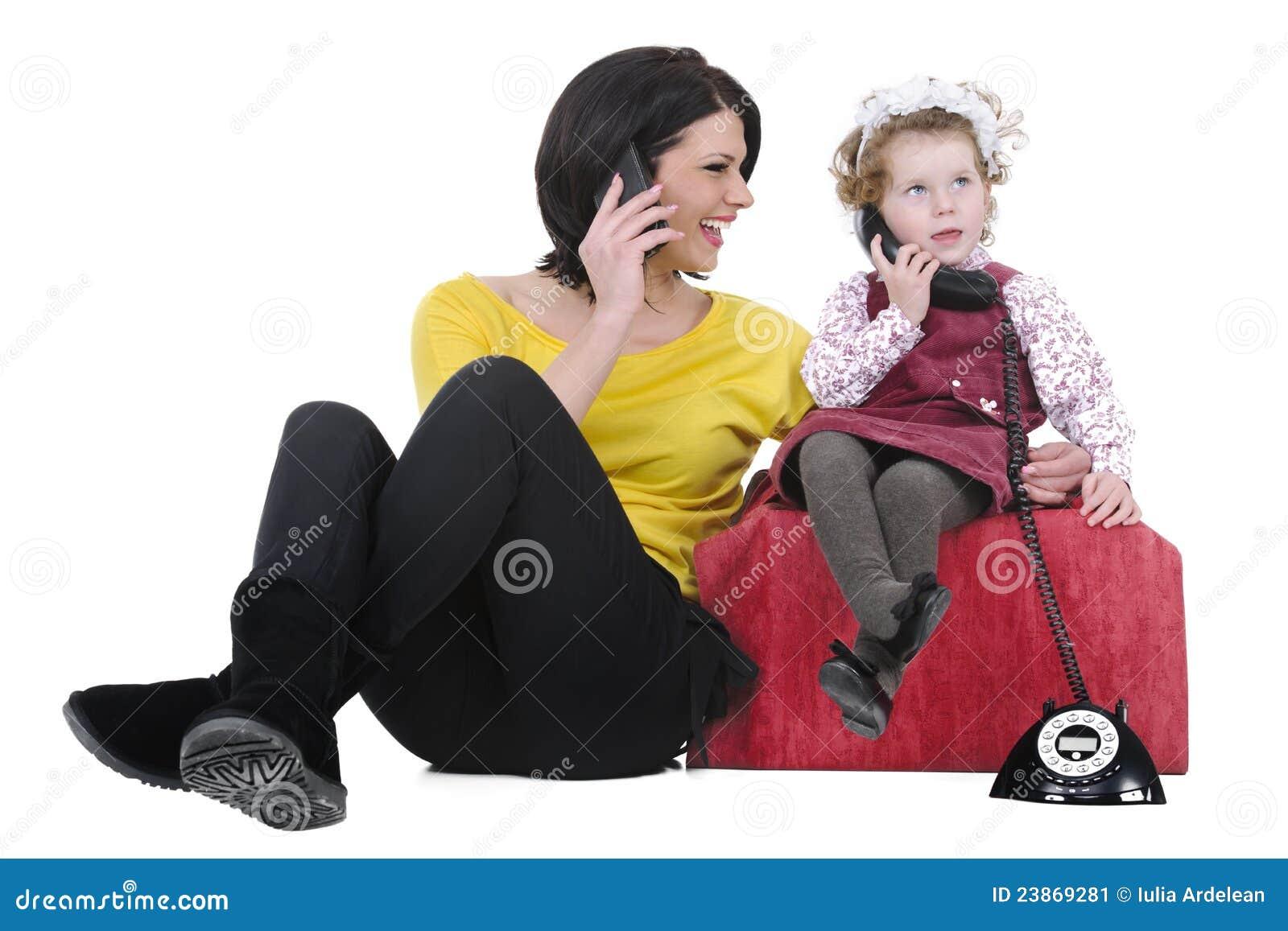 Córki matki telefon