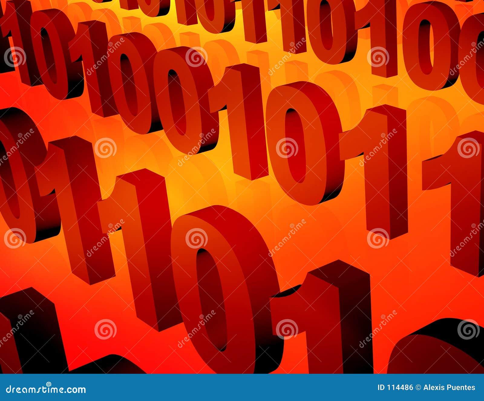 Córregos binários