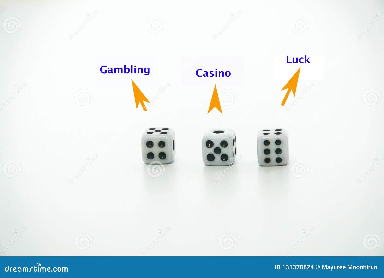 Côtés d isolement des matrices pour jouer dans le casino