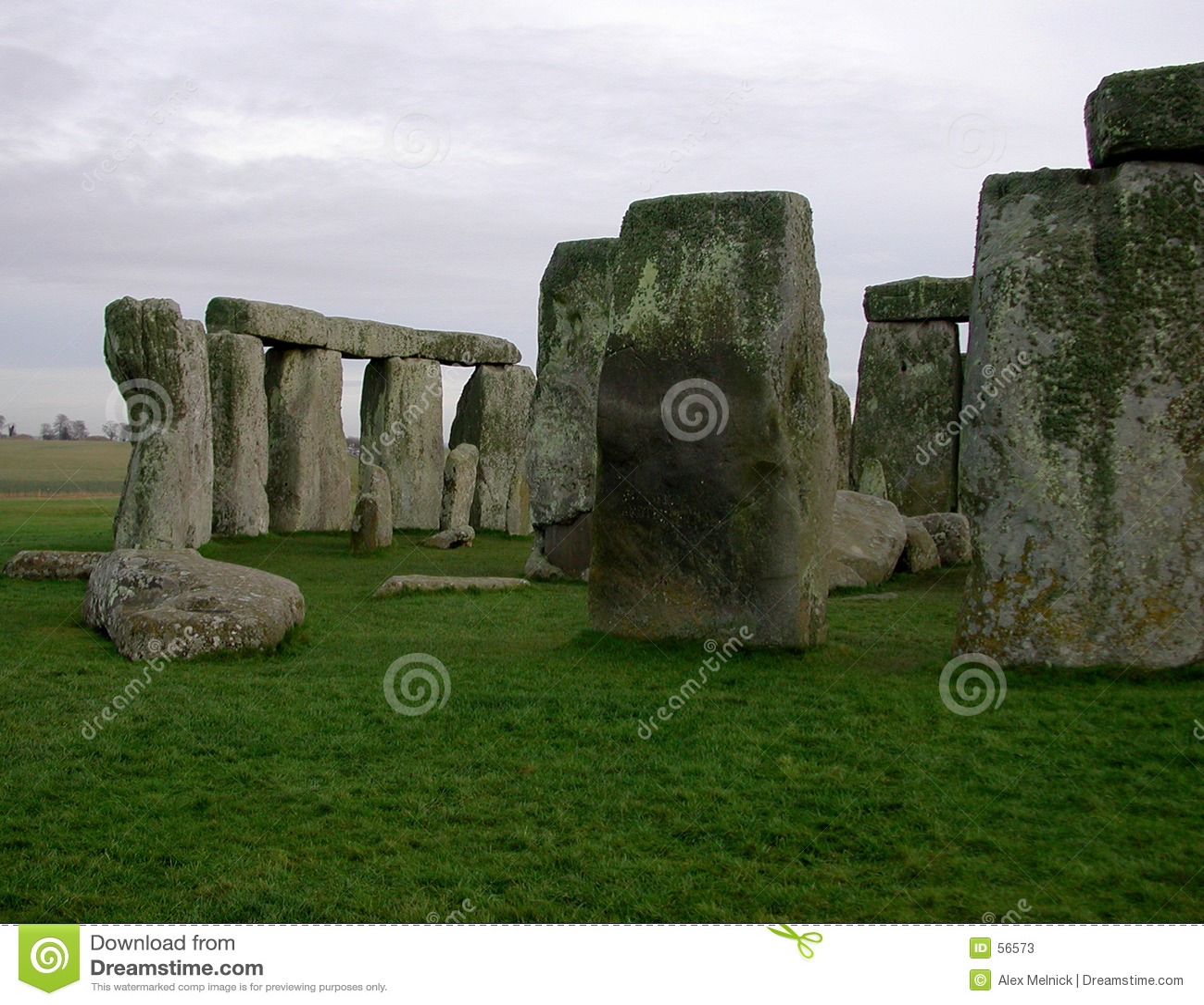 Download Côtés de Stonehenge image stock. Image du anglais, dolomite - 56573