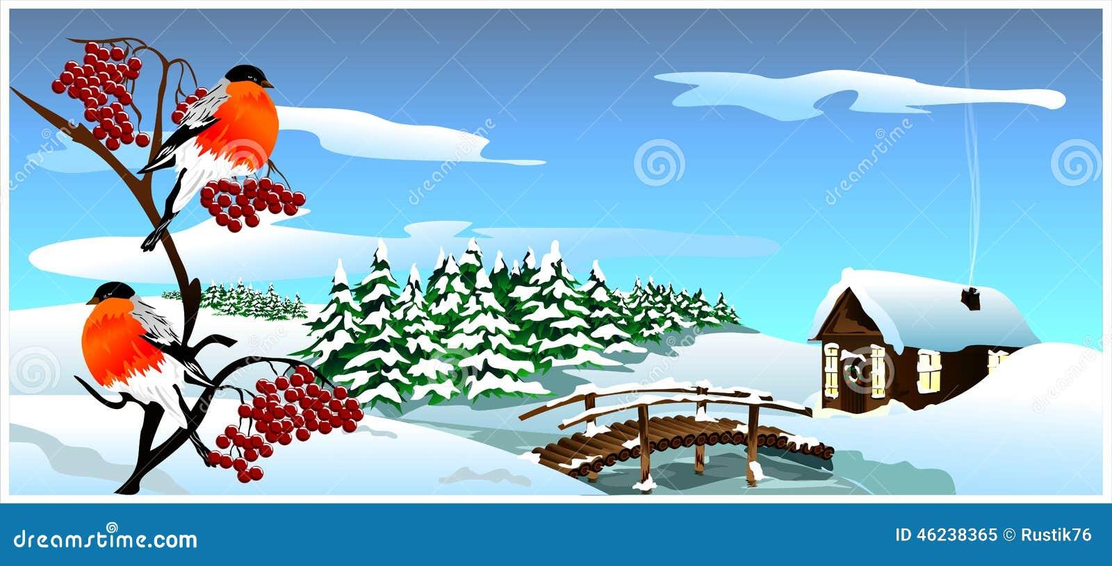 33c 1月横向俄国温度ural冬天 (传染媒介)