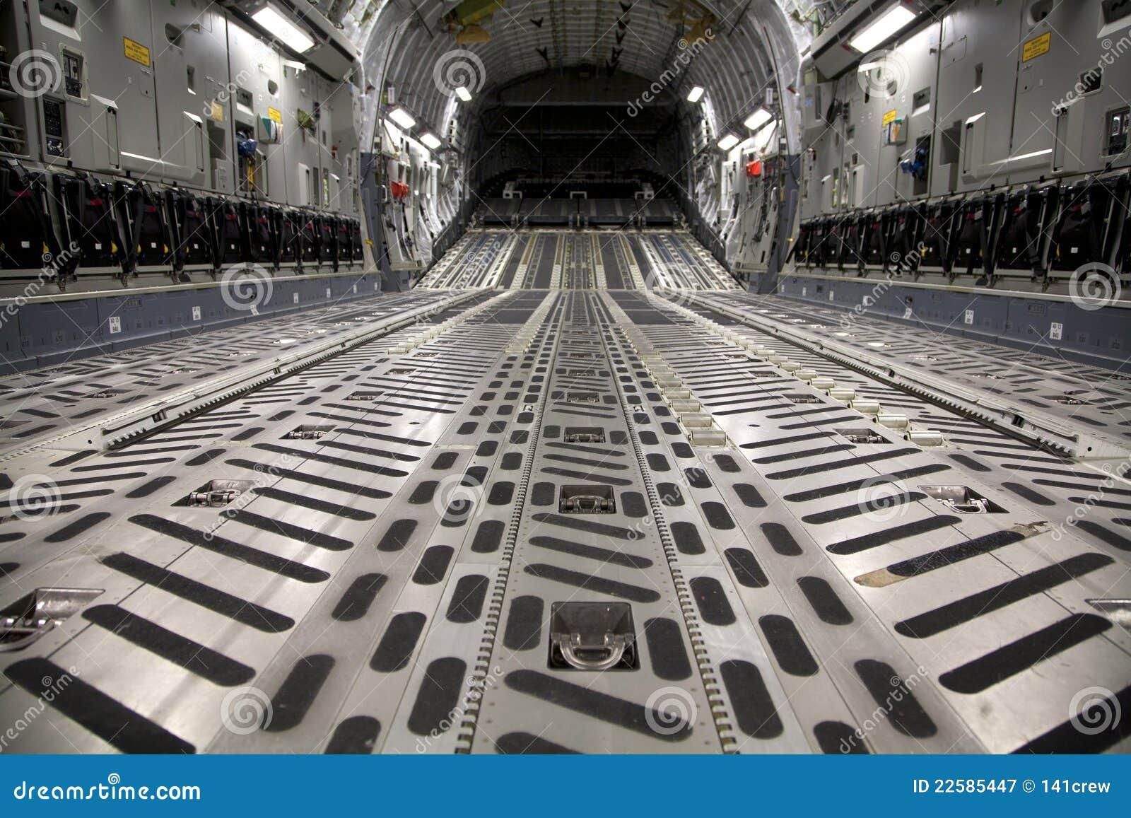 C-17 Interior  C 17 Interior