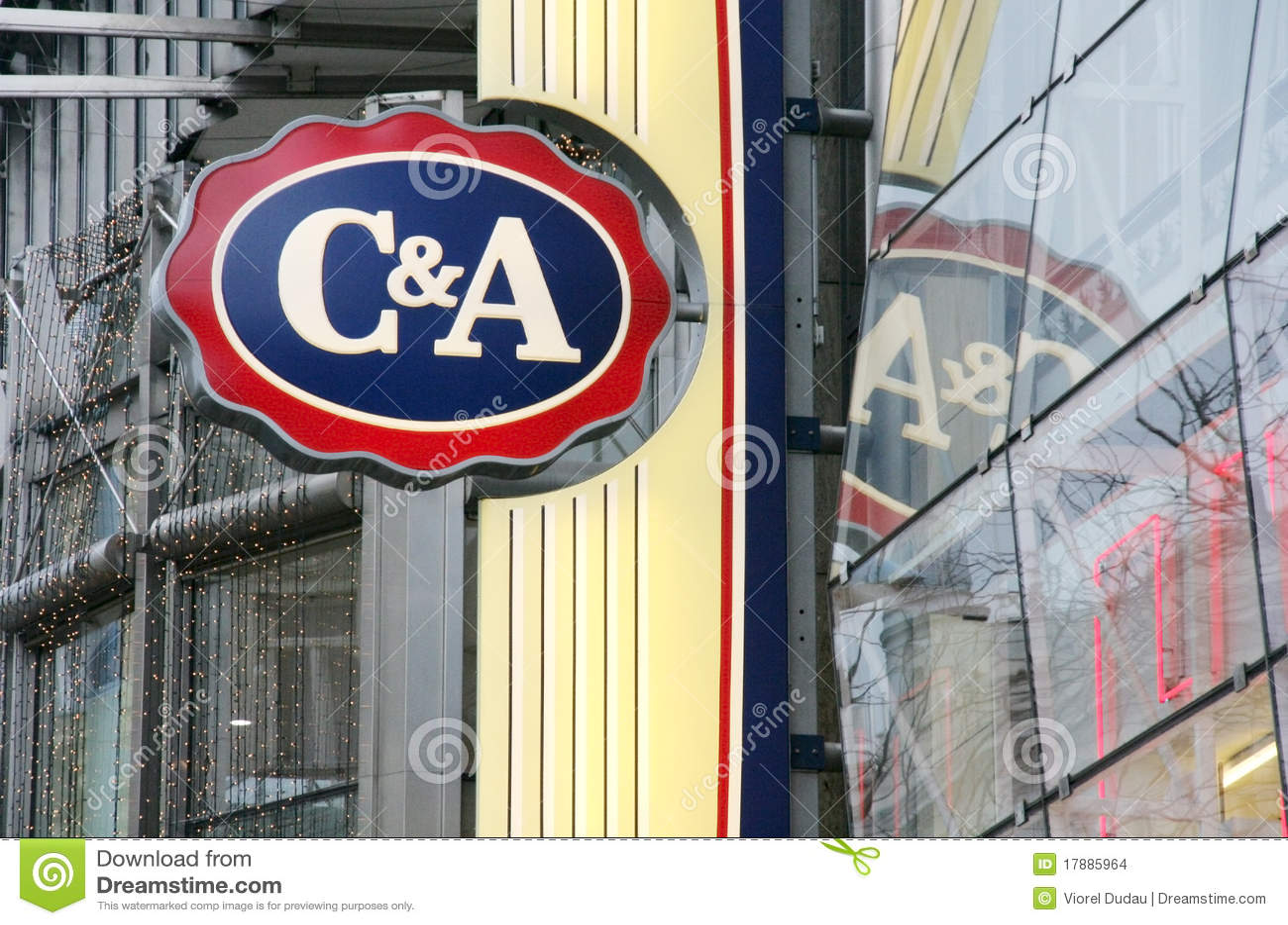 C A Clements E Logotipo Da Loja De Agosto Imagem De Stock Editorial Imagem De Agosto Logotipo 17885964
