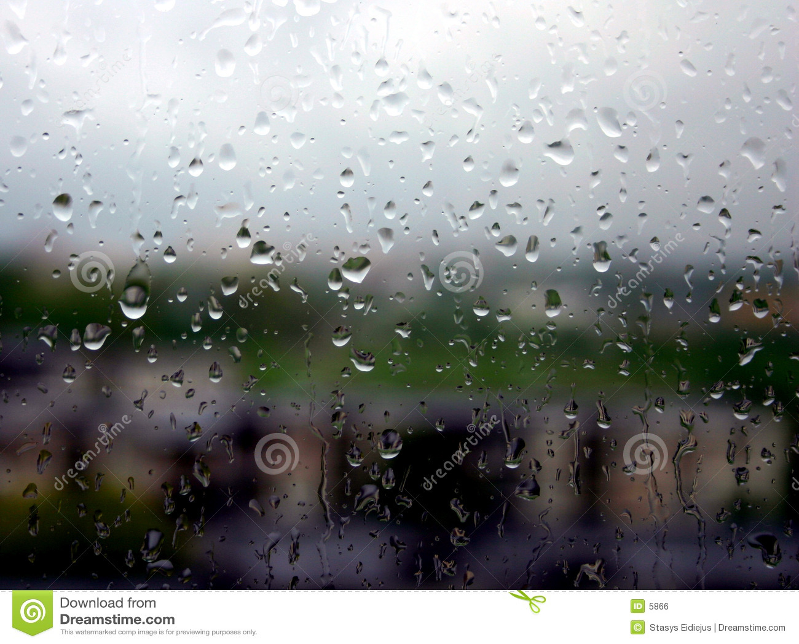 C est un jour pleuvant