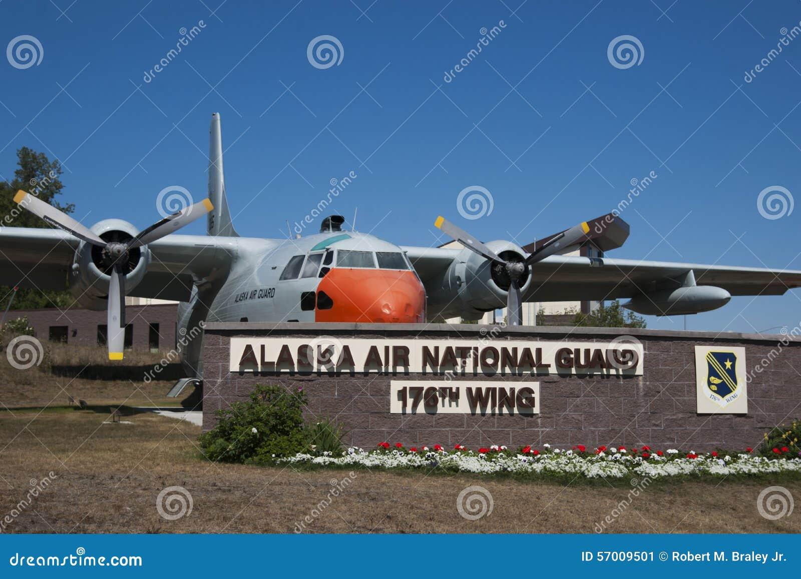 C-123 Fairchild Provider 176th Wing