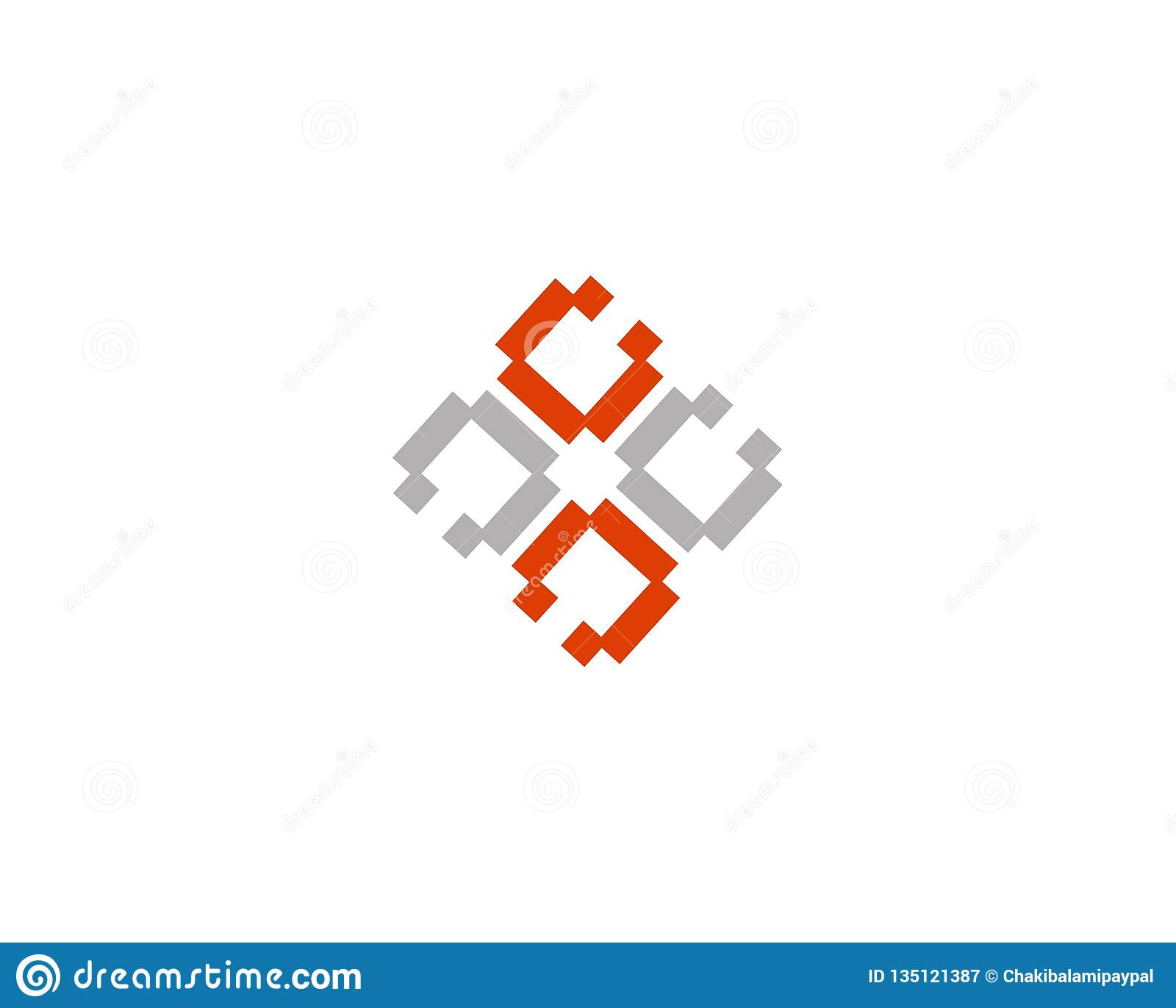 C Letter Logo Abstract Design For Fashion Business Logo Icon Design Template Stock Illustration Illustration Of Emblem Marketing 135121387
