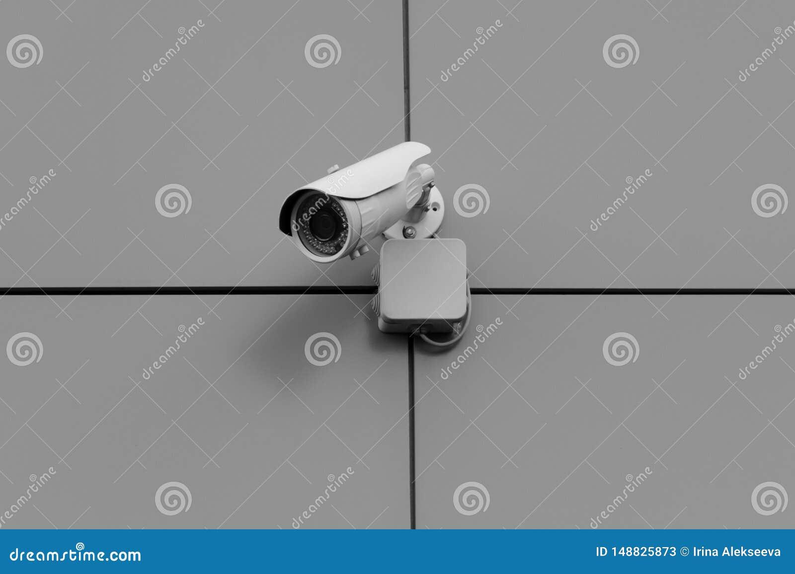 C?maras de vigilancia al aire libre Sujeci?n de la instalaci?n