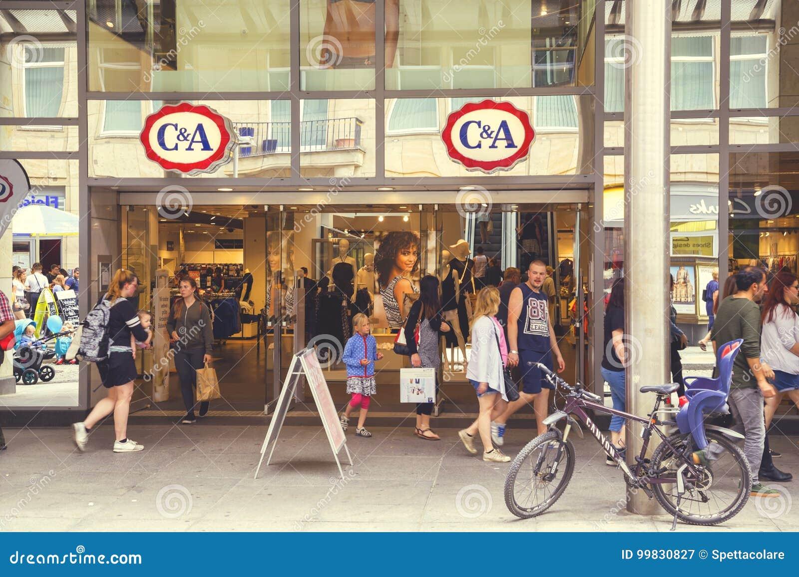Ca Store Exterior Editorial Photography Image Of Elegant 99830827