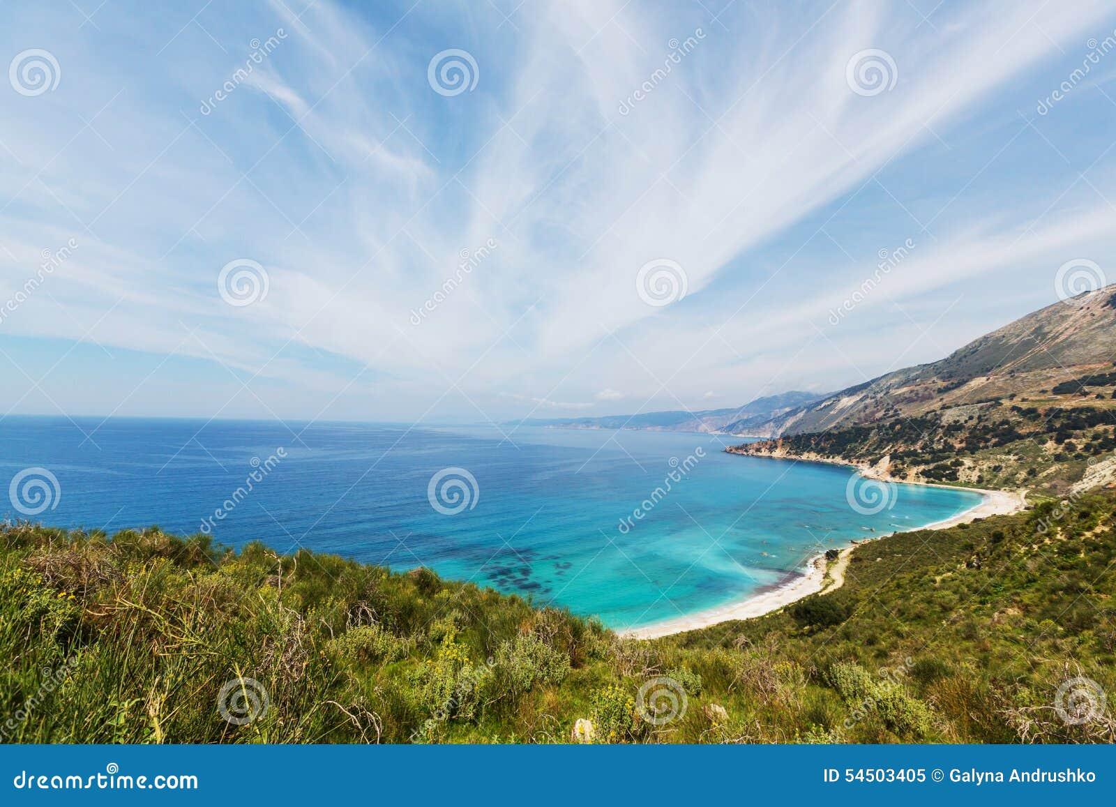 Côte de la Grèce
