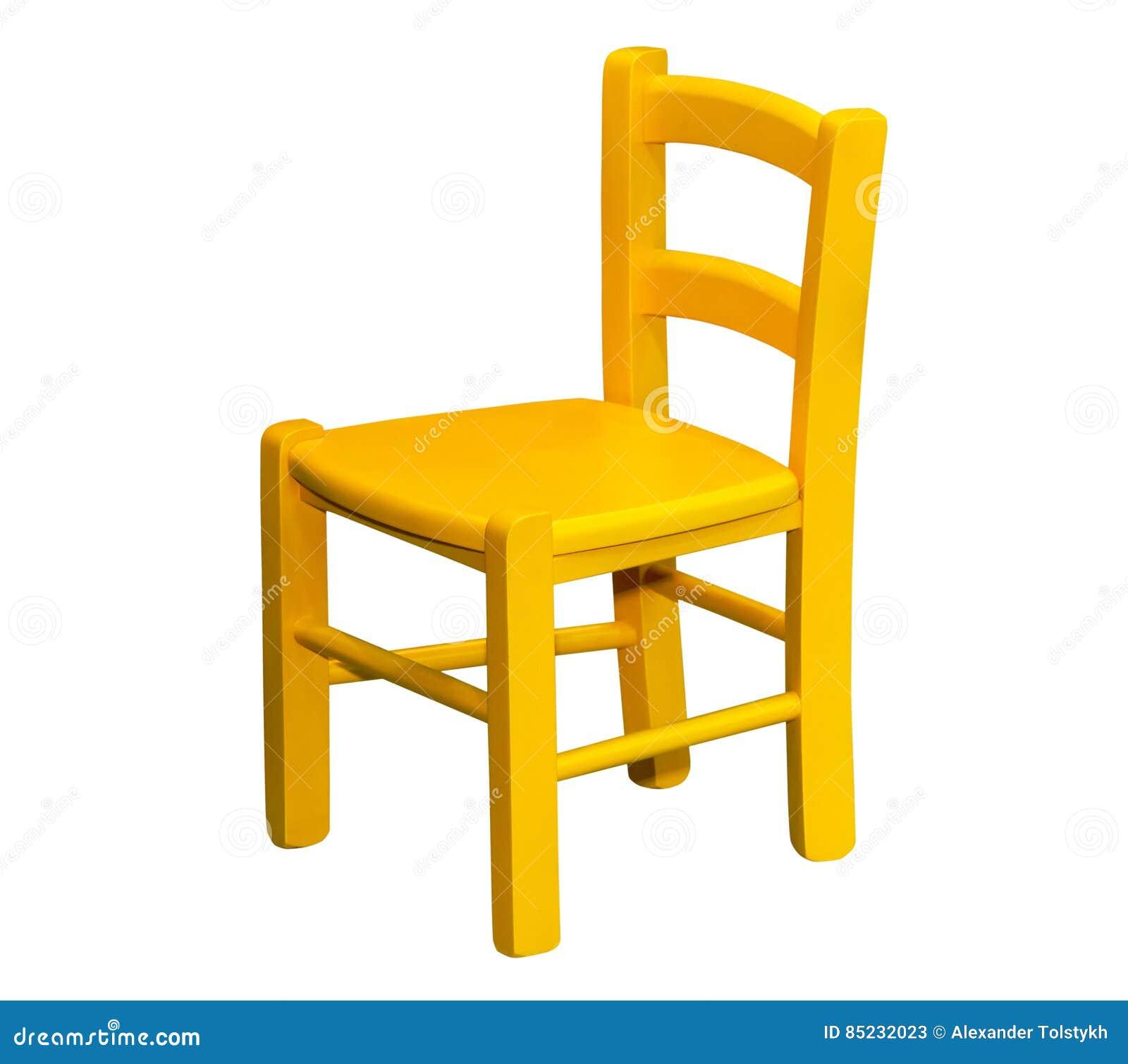 Caçoa a cadeira de madeira