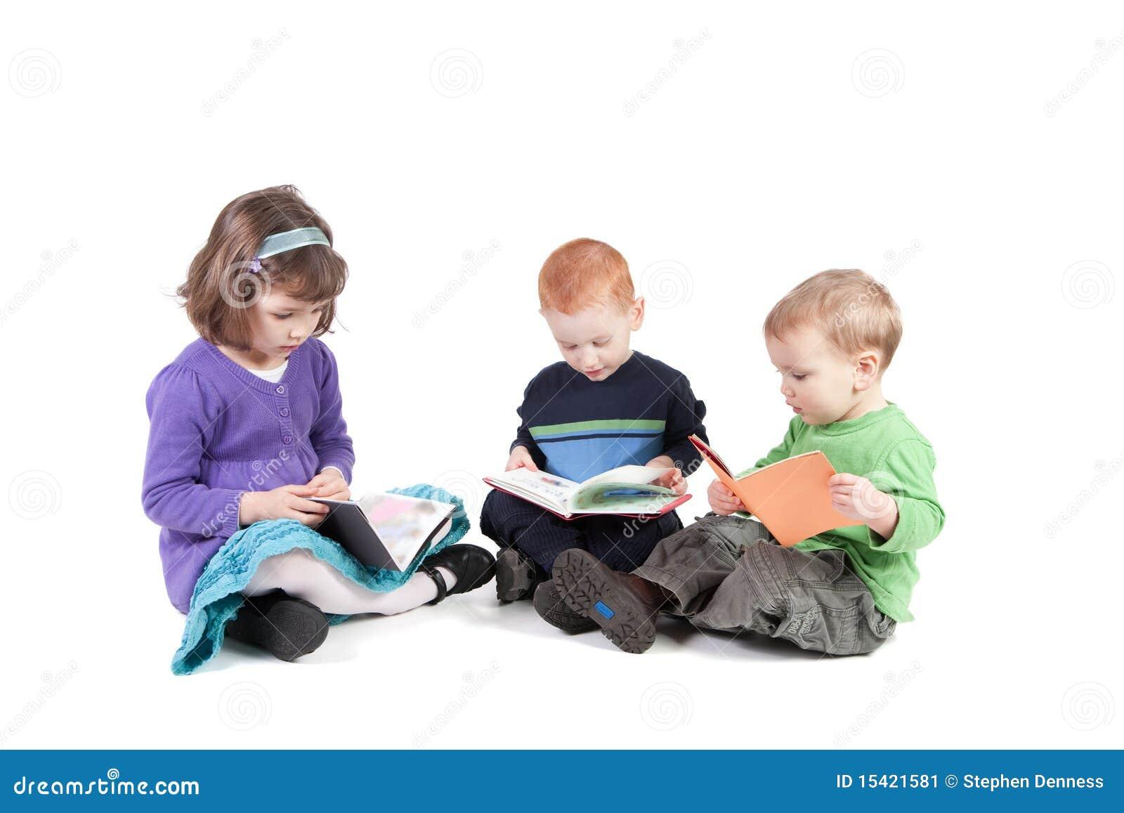 Caçoa livros de leitura