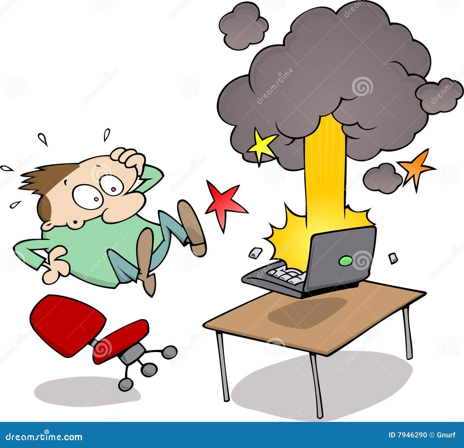 Caída del ordenador
