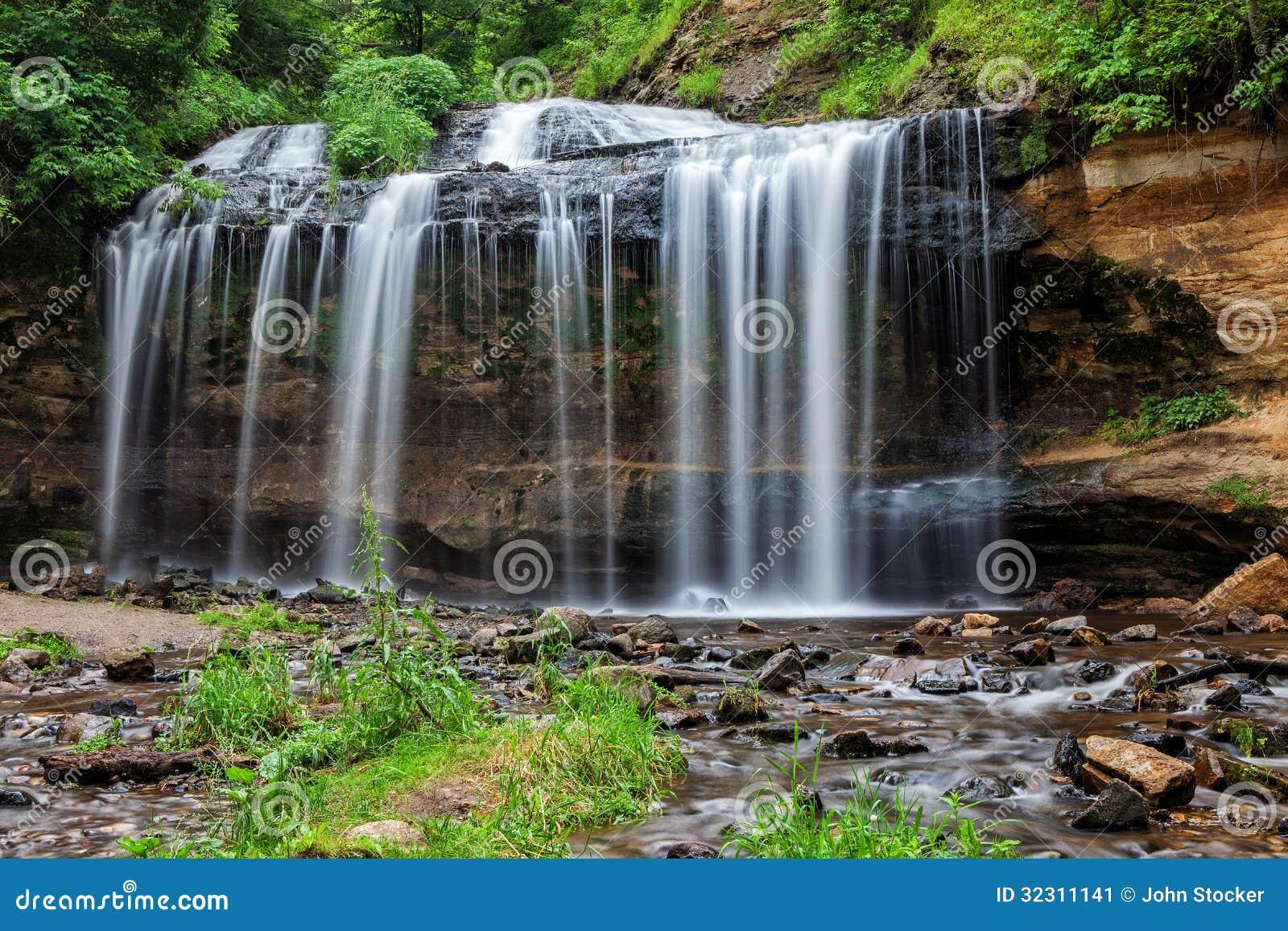 Caídas de la cascada