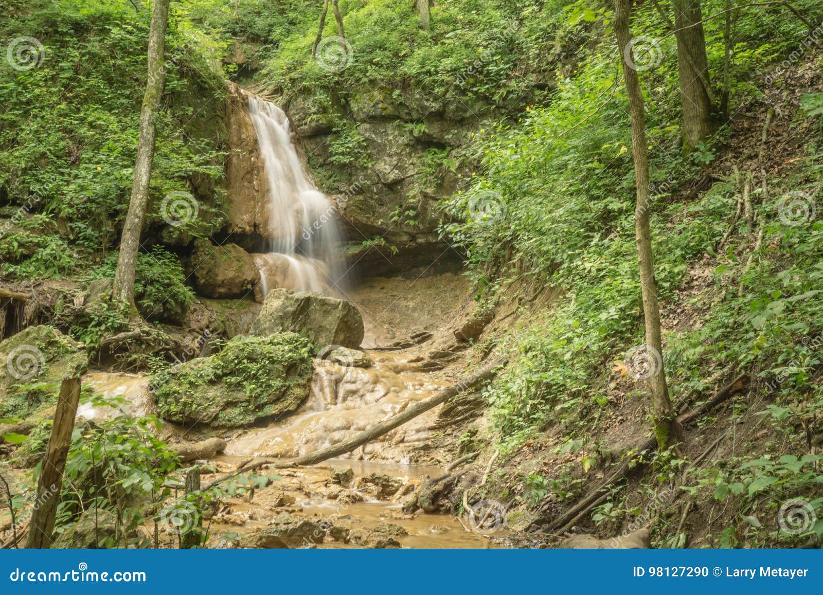 Caídas Ridge Falls