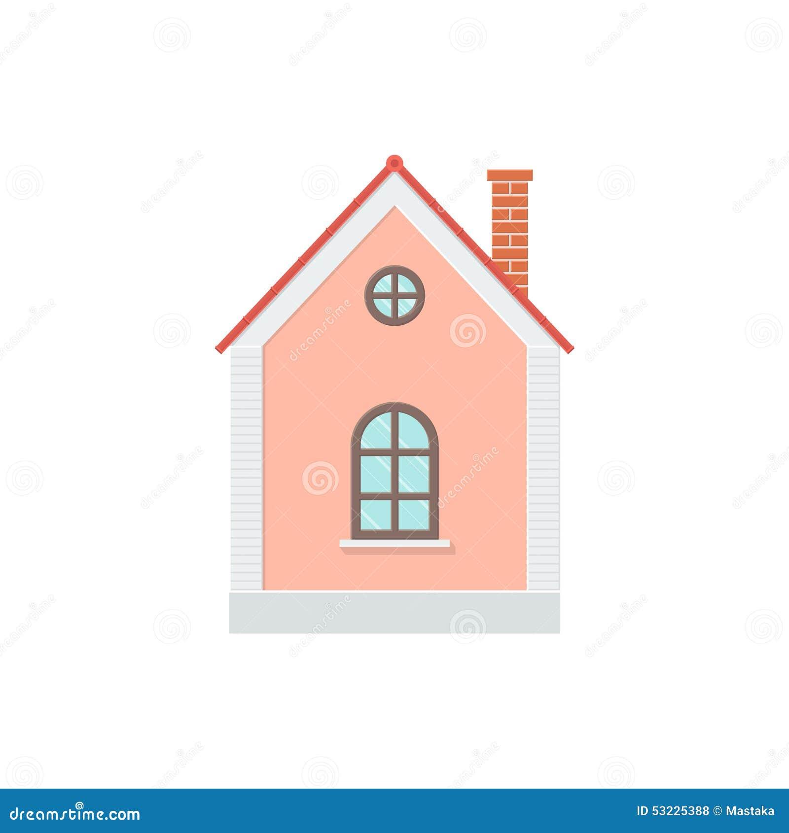 Cabaña con un tejado tejado
