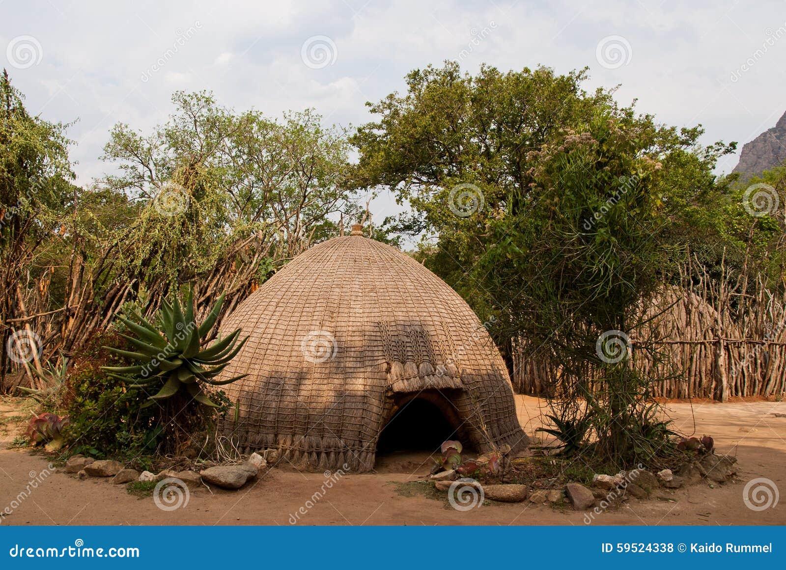 Cabana da colmeia