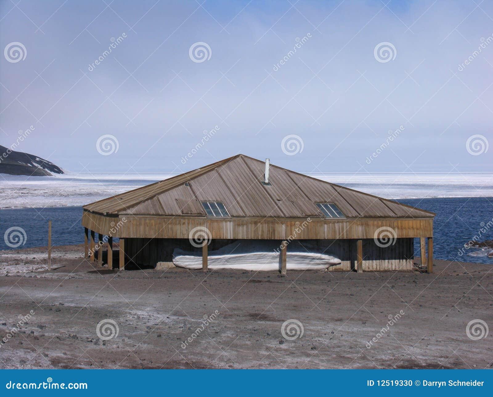 Cabana da descoberta