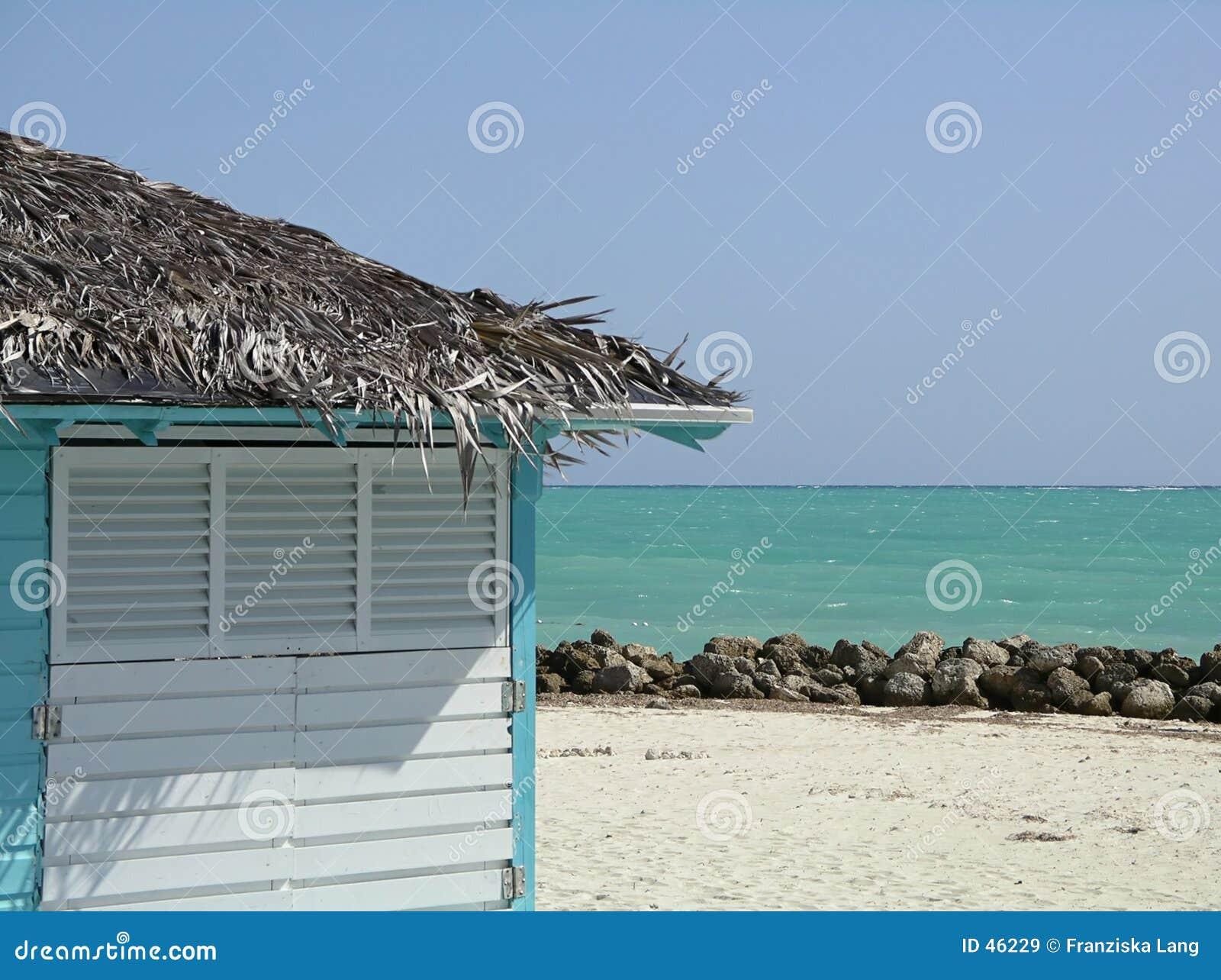 Cabana da praia