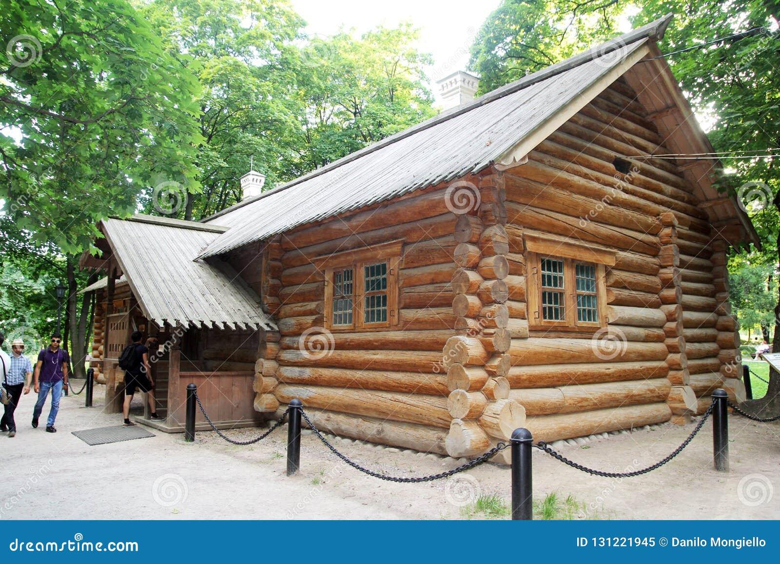 Cabana de Peter