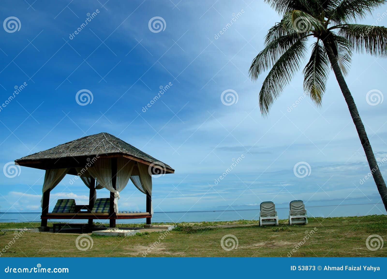 Cabana e 2 cadeiras