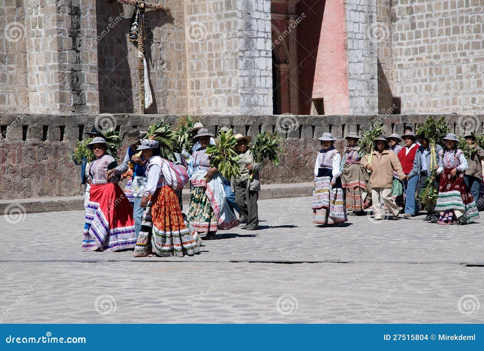 Cabanaconde Περού