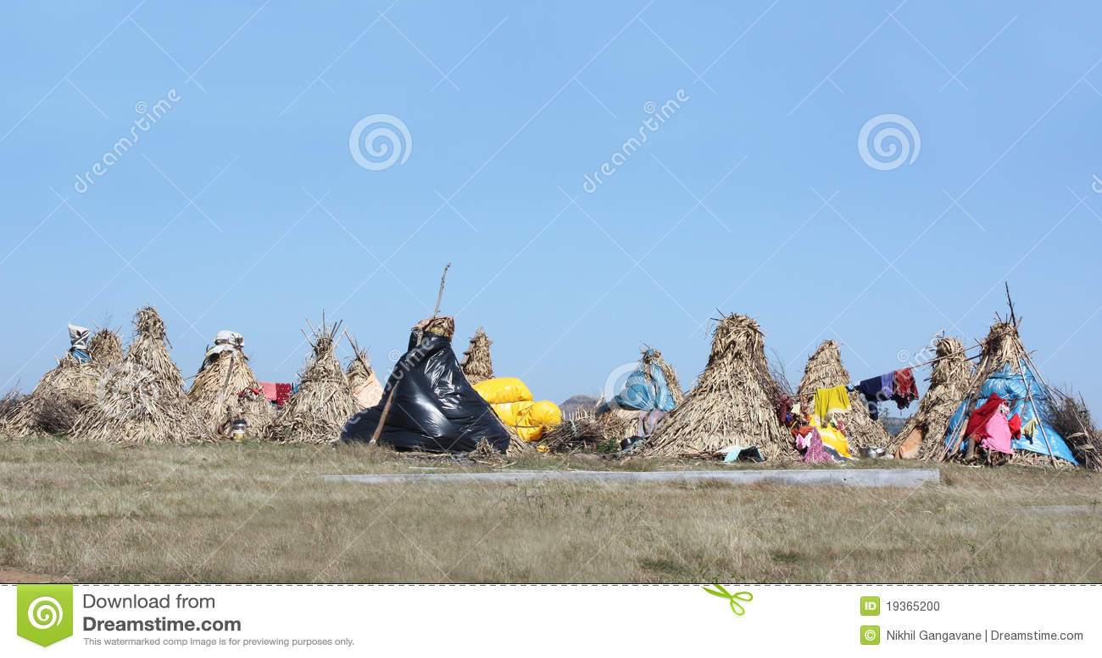 Cabanas do nómada