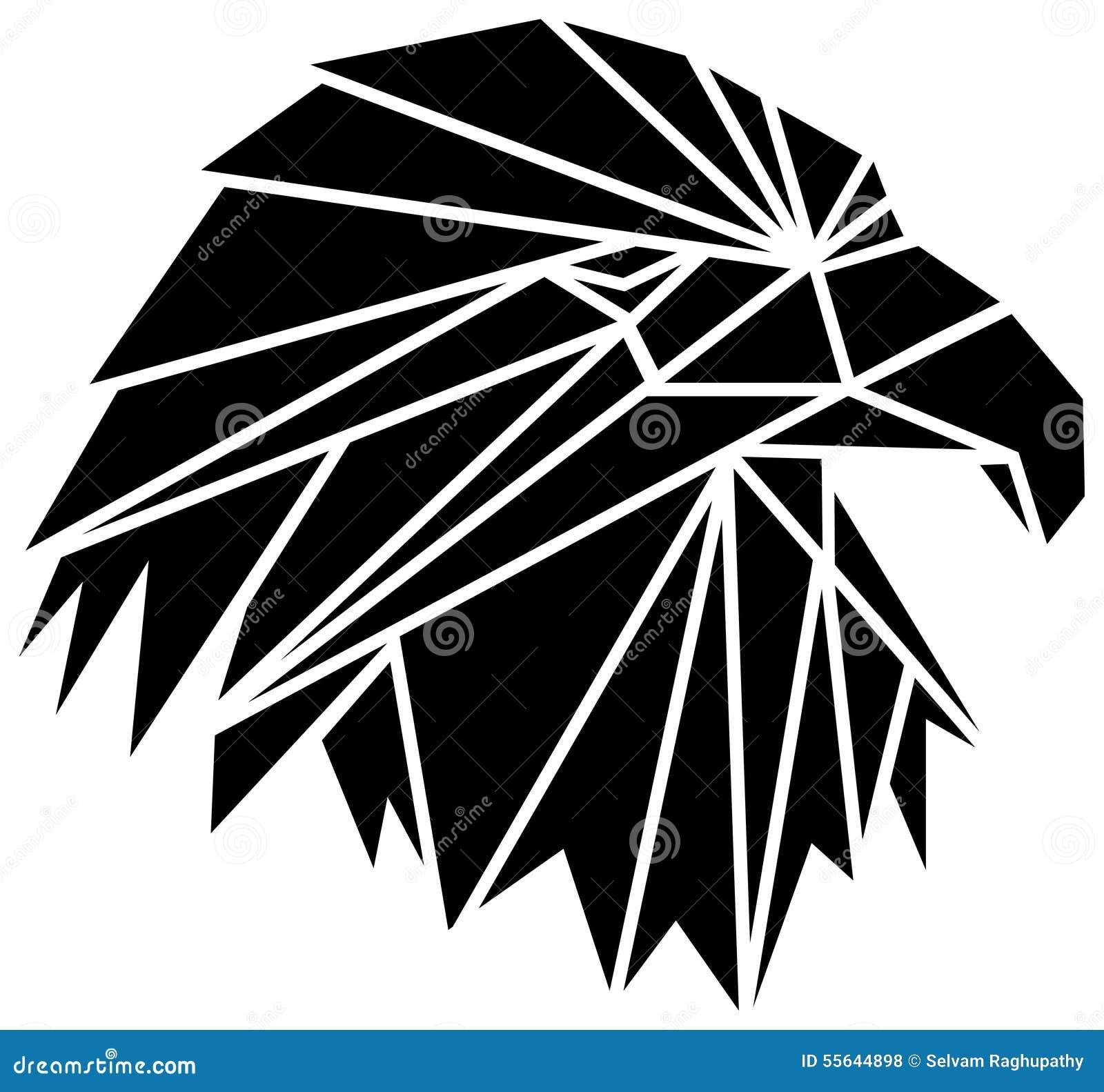 Cabeça da águia