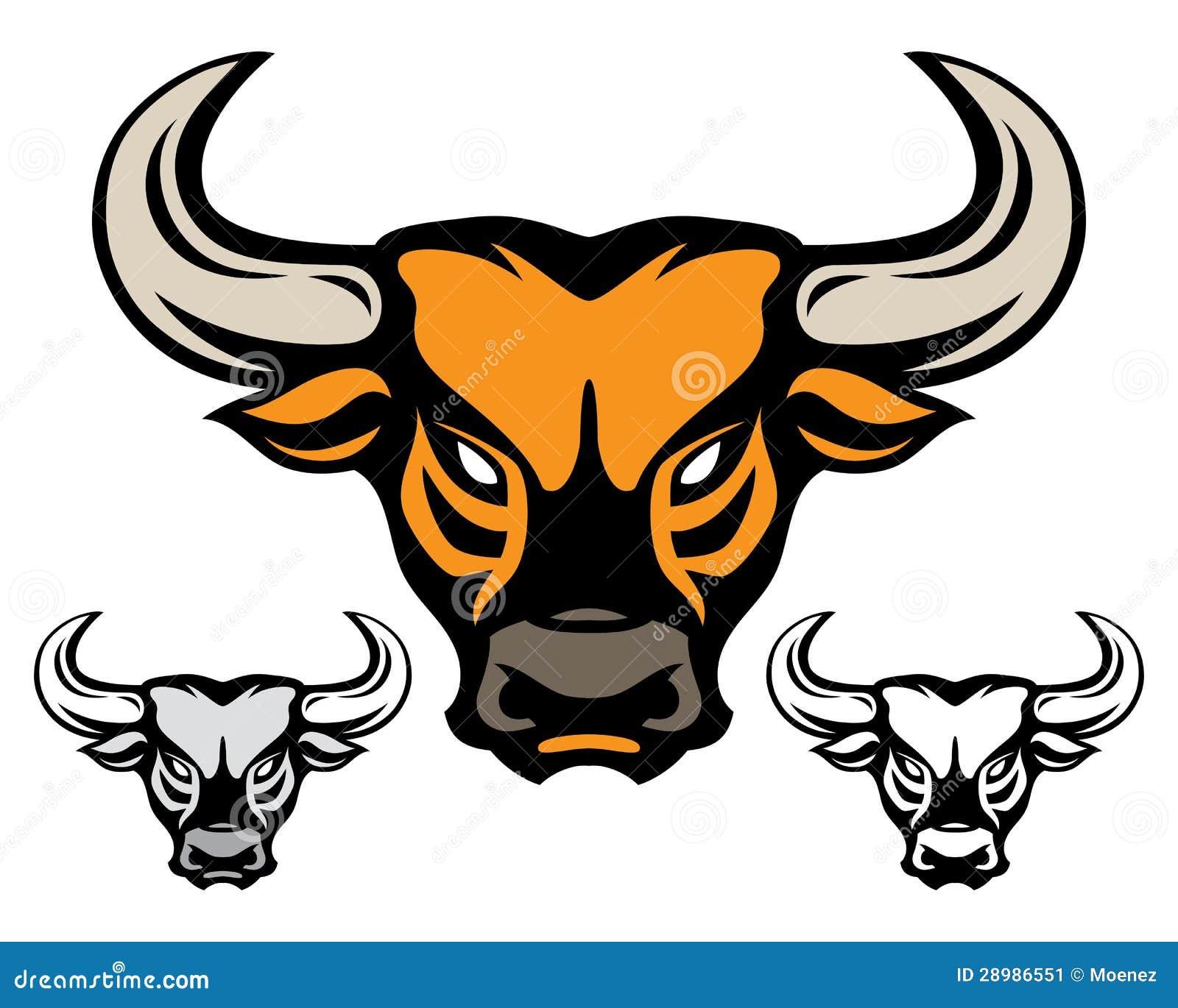 Cabeça de Bull