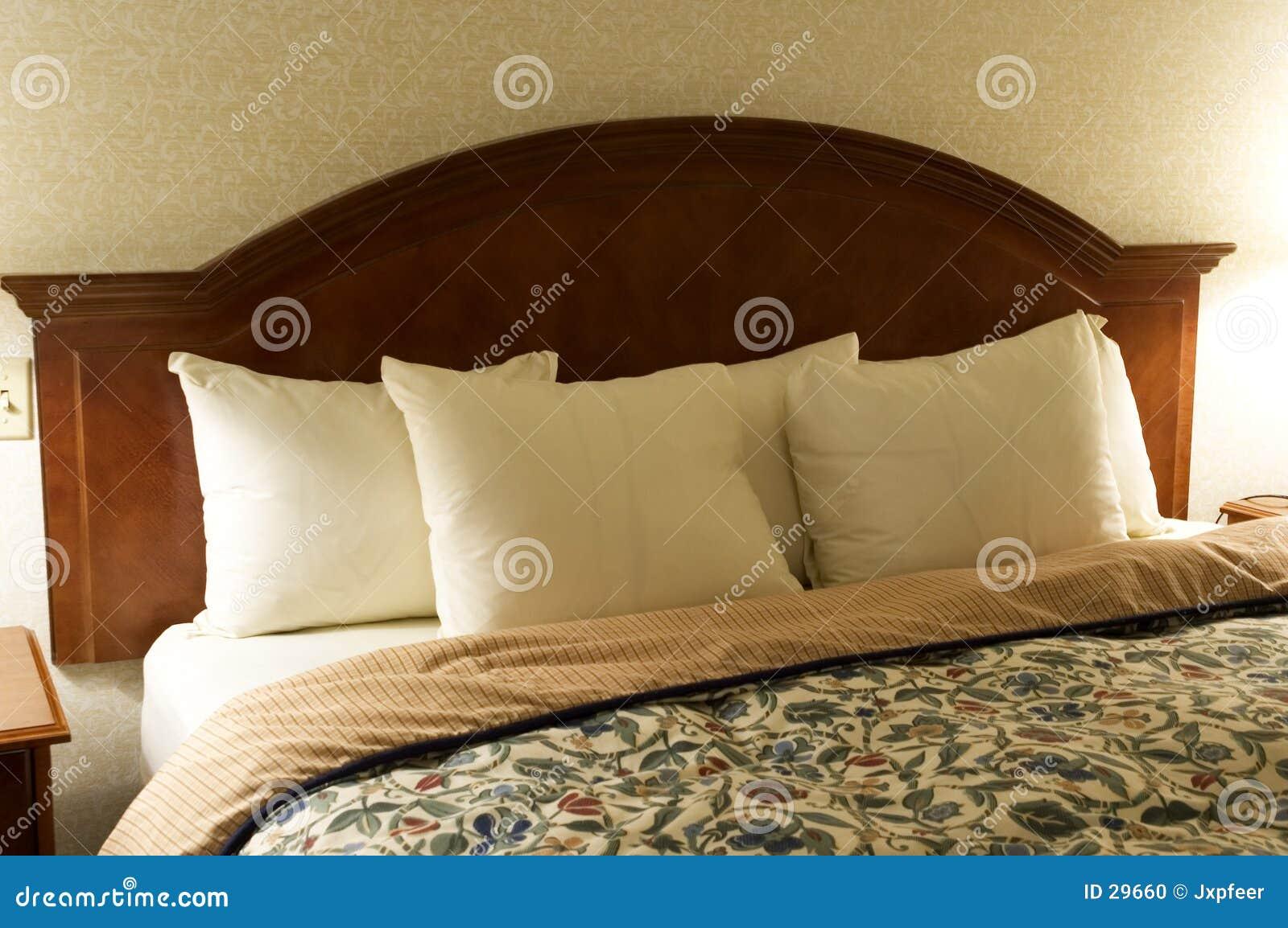 Cabecero de la cama