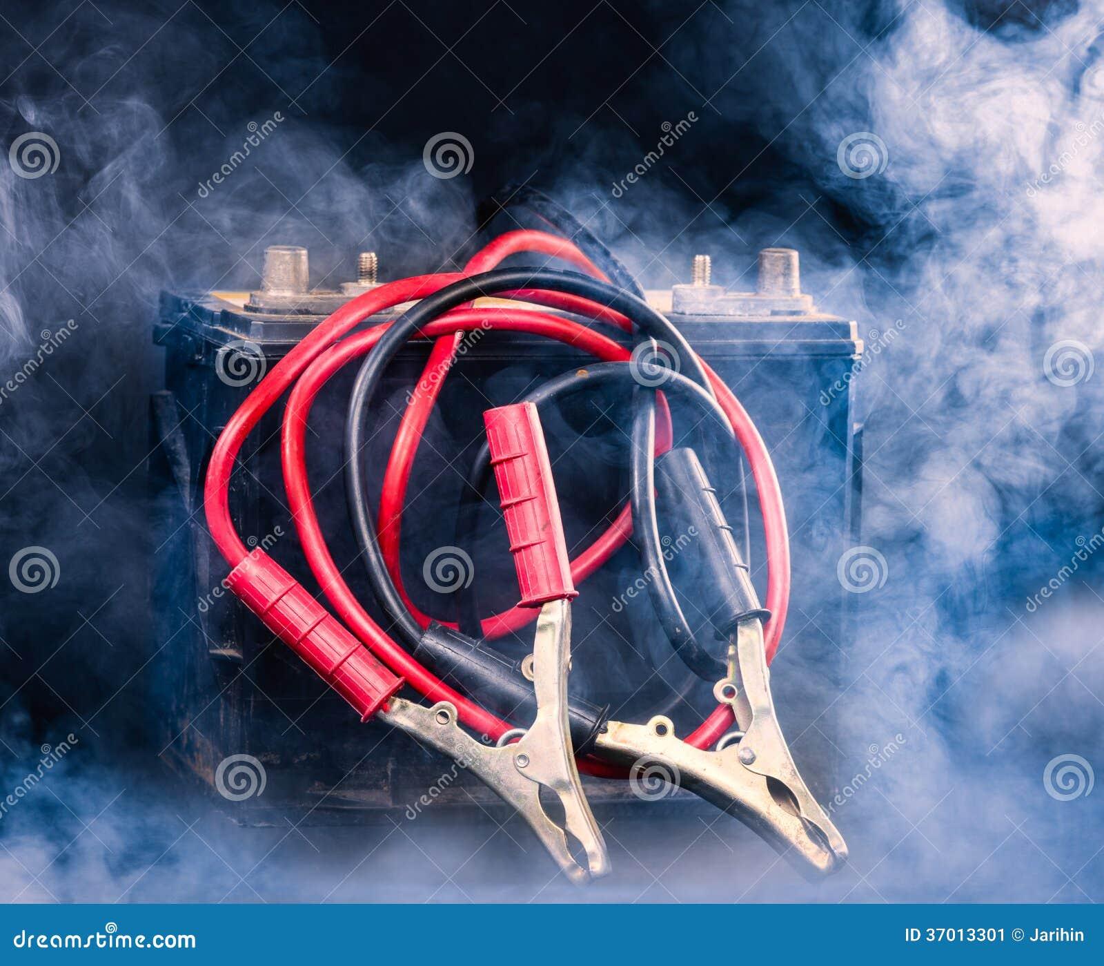 Cabels e bateria